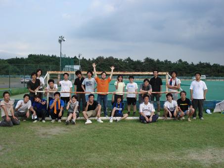 夏の学校・サッカー