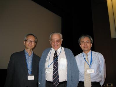 Rudy and Yoshida-sensei
